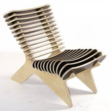 Параметрическое кресло Tuna