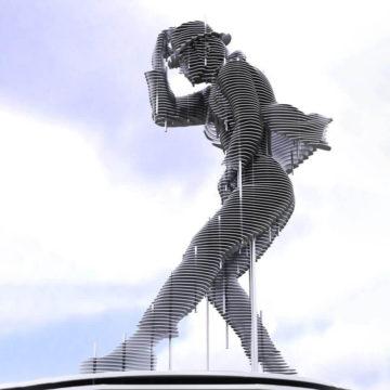 Параметрическая скульптура Artist
