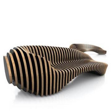 Параметрический диван Ipacu