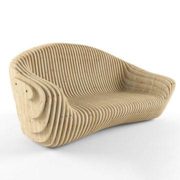 Параметрический диван Tenme