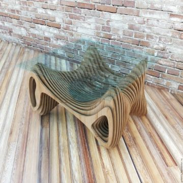 Параметрический стол Spyder